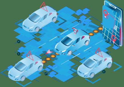 image segmentation autonomous vehicles Deeplobe