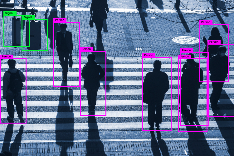 suveillance object detection