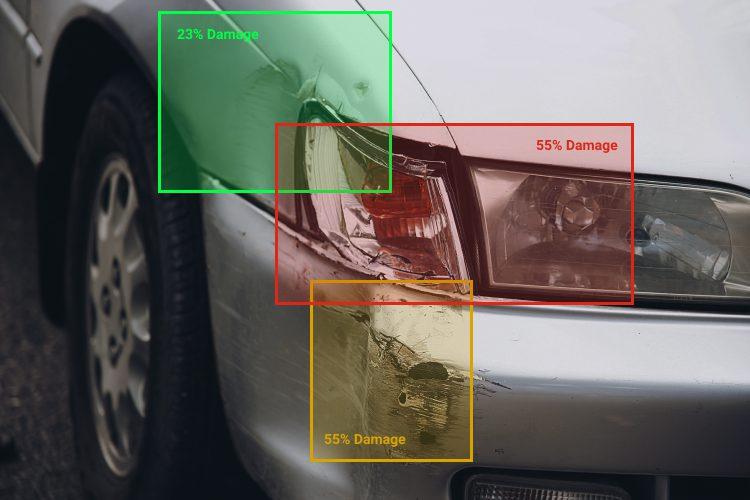 vehicle damage detection